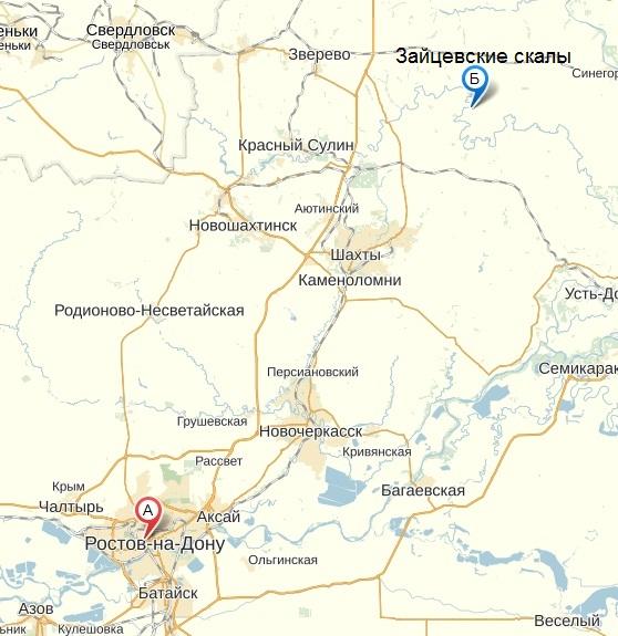 Интересные места Ростова и Ростовской области